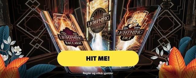 Rizk.com 300 kr live Casino