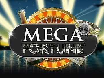 progressiv jackpot på Mega Fortune