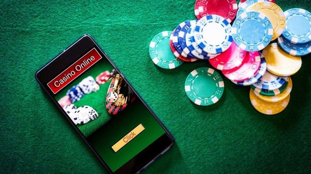 online casinospill