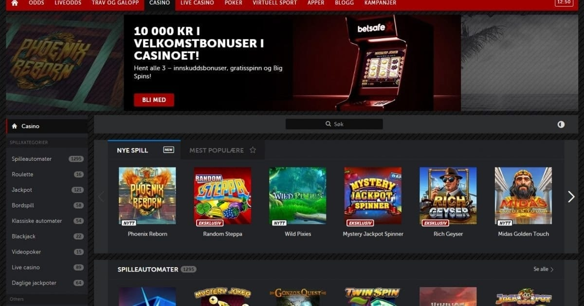 Betsafe Red Casino