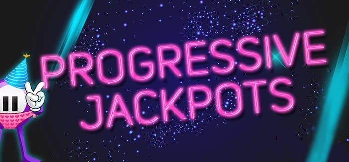 progressive jackpotter og slots