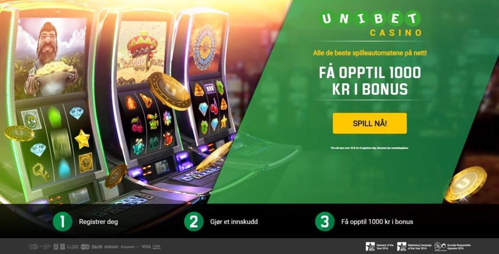 unibet-nettcasino-bonus